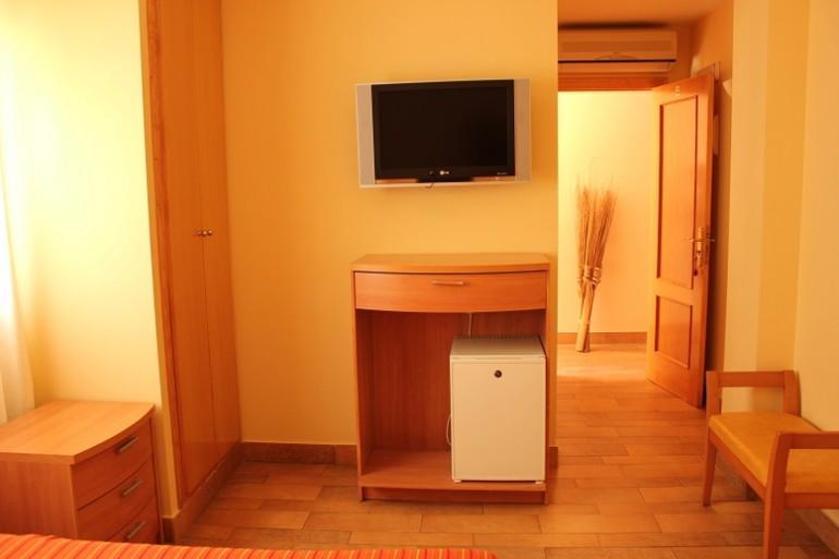 habitación hostal el chiqui 3