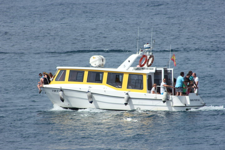 barco tabarca taxi