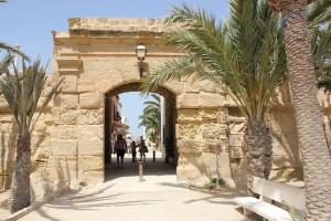 Portón Tabarca
