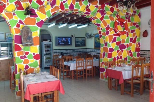 restaurante don jerónimo - salón inferior