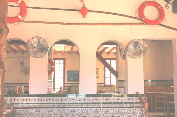 restaurante don jerónimo tabarca - salón superior 2